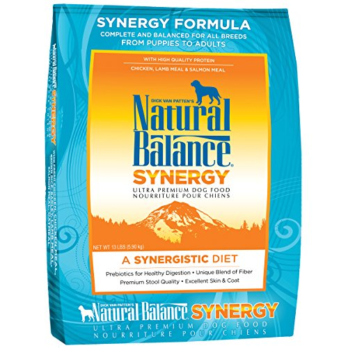 Natural Balance Synergy Ultra Premium Dry Dog Food