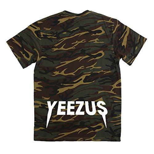 Yeezus Camo T-shirt