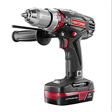 Craftsman C3 19.2 Volt Hammer Drill Model HD2000 (Bare Tool, No Battery or Charger Included) Bulk Packaged