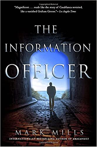 Book The Information Officer