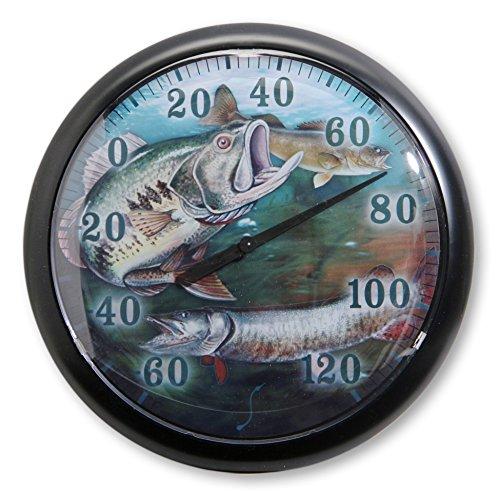 Springfield Profile Patio Thermometer 13 25 Inch