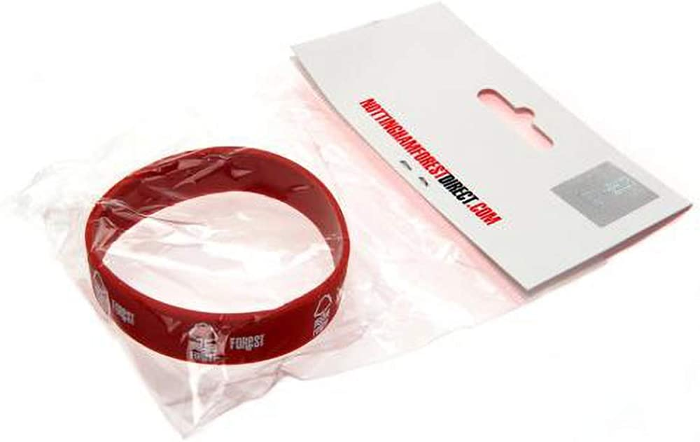 Nottingham Forest FC Official Silicone Wristband