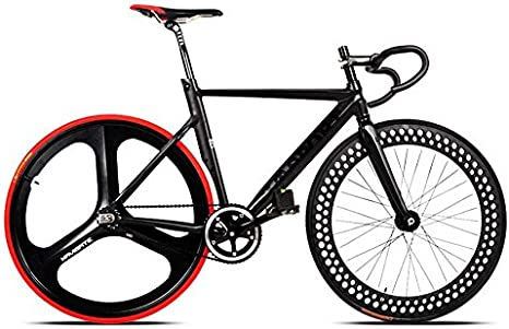JINXL 700C Bicicleta de Carreras Bicicleta Marco de aleación de ...