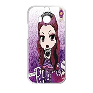 Monster High HTC One M8 Cell Phone Case White CVXEYERTE22295 Cell Phone Case For Boys Plastic