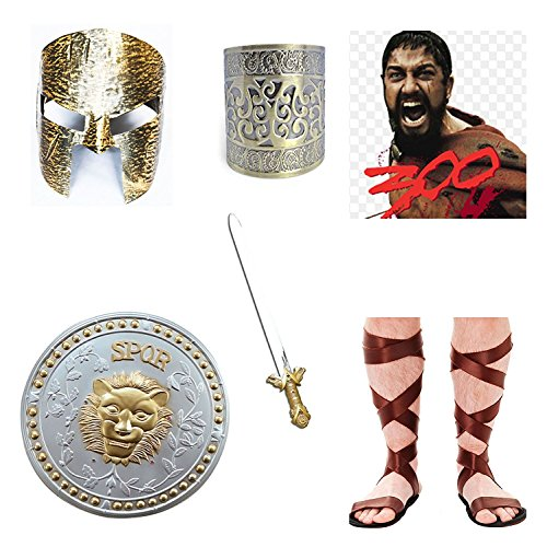 Magnificent phrase Adult costume spartacus