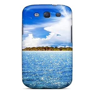 Fashion Tpu Case For Galaxy S3- Lost In A Sea Of Dreams Defender Case Cover