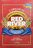 Red River Original All Natural Hot Cereal, 47.6-Ounce-1.35KG -Boxes (Pack of 12)