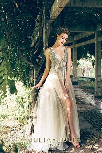 Defect Banchetto Puff Principessa Abito Dress Grigio Host Di Da Maxi Sera Cocktail Nozze AHpwSA