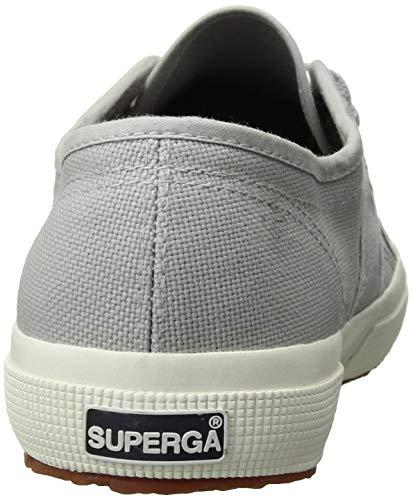 Adulto Unisex Chiaro Sneakers Superga Grigio qExOvgFn