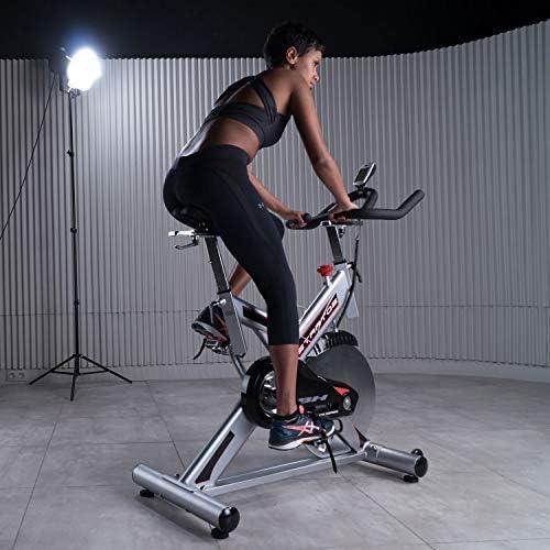 BH Fitness - Bicicleta Indoor Stratos: Amazon.es: Deportes y aire ...