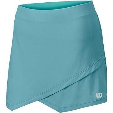 d46cf428f2 Wilson Girl's Summer Envelope Skort (Medium, Stillwater Blue) at ...