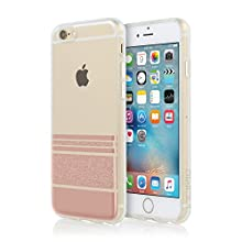 Incipio Carrying Case for Apple Devices - Retail Packaging - Wesley Stripes/Rose Gold