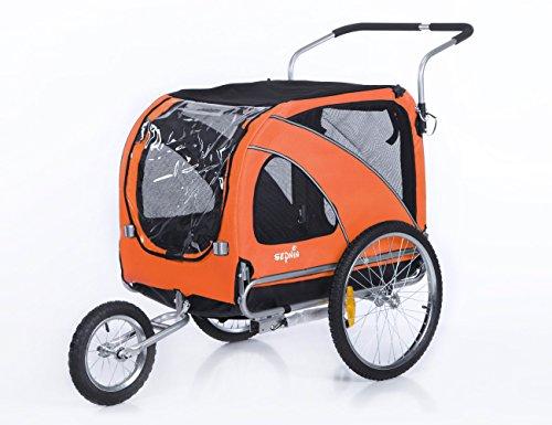 pet bicycle trailer large - 4