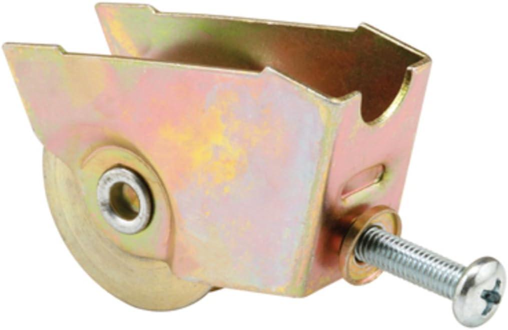 CRL Sliding Glass Door Roller with 1-1//4 Steel Wheel 3//4 Wide Housing