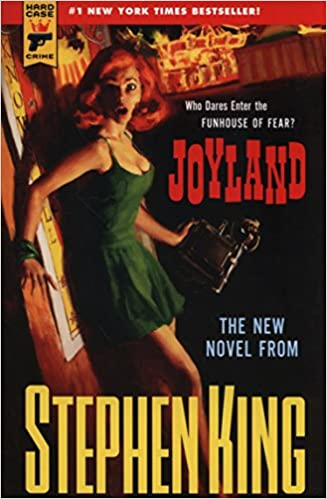 Stephen King Books List: Joyland