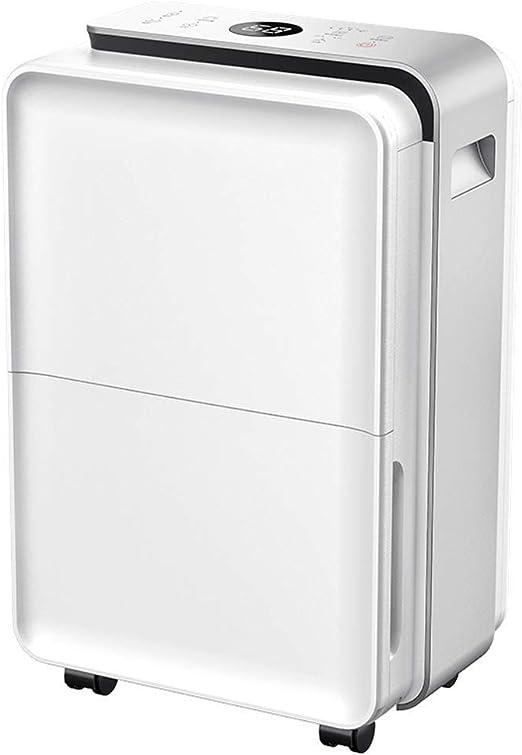 PNYGJPCSJ Pequeño deshumidificador Inteligente for el hogar, Control de Humedad automático Inteligente y Control del Panel táctil Purificador de Aire - for dormitorios Secadora de Ropa: Amazon.es: Hogar