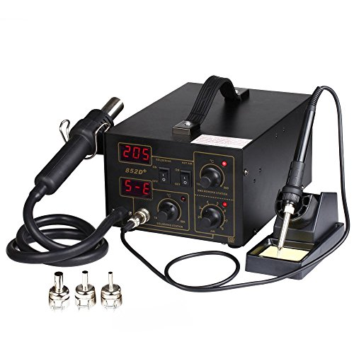 Flexzion Digital Soldering Station Desoldering