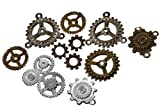Steampunk 9-piece Bag of Gears