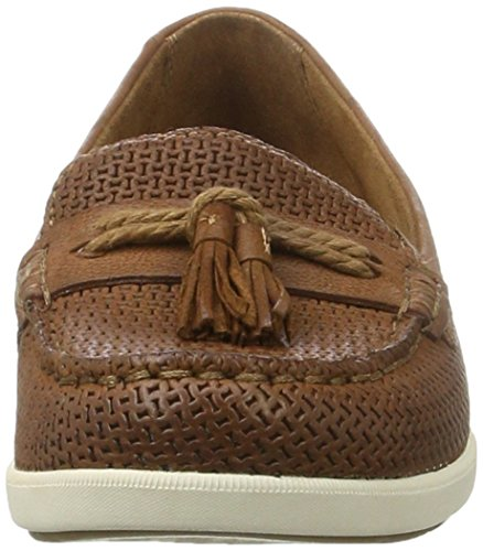 Tamaris Ladies 24617 Mocassino Marrone (cognac 305)