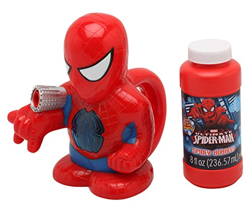 (Imperial Toy Ultimate Spiderman Bellie Bubble)