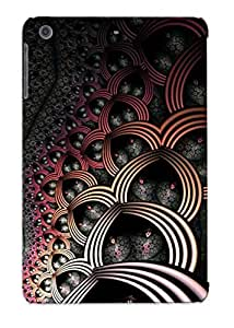 Defender Case For Ipad Mini/mini 2, Abstract Fractal Pattern, Nice Case For Lover's Gift