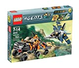 LEGO Agents Gold Hunt