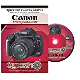 Canon Rebel XTi Instructional DVD by QuickPro Camera Guides
