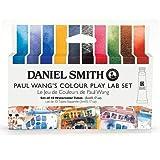 Daniel Smith Watercolors, Paul Wang's Colour Play