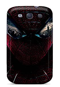 AycDylt4663usTqM Case Cover Protector For Galaxy S3 New Amazing Spiderman Case