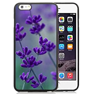 New Beautiful Custom Designed Cover Case For iPhone 6 Plus 5.5 Inch With Lavender Phone Case