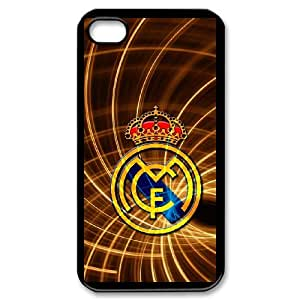 iPhone 4,4S Phone Case Real Madrid Case Cover PP8J312334