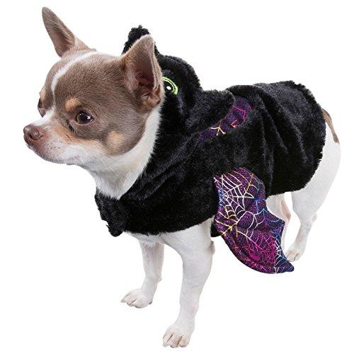 Halloween Dog Costumes - Bat - Small (Bat Dog Costumes)