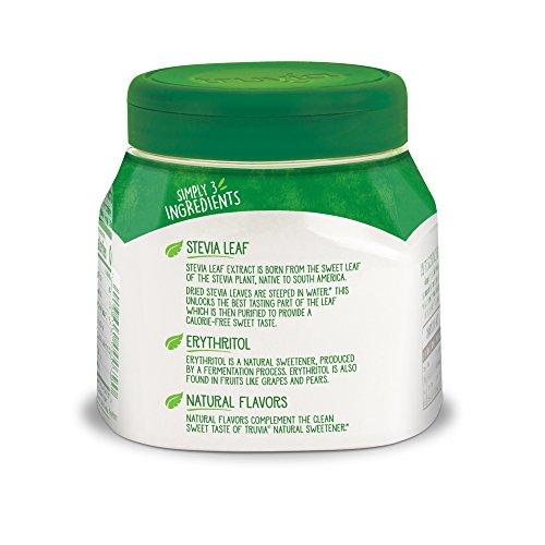 Truvia Natural Stevia Sweetener, 9.8 oz 9