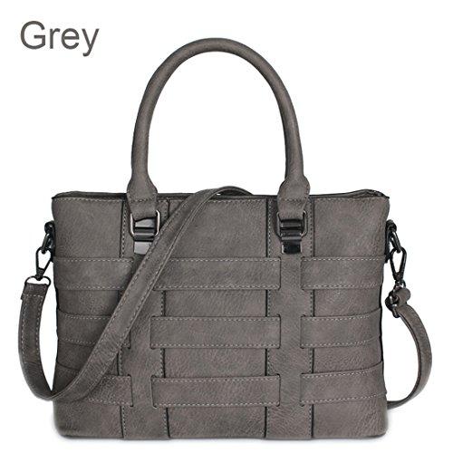 13cm Sac Famous Bag Grey Women A821 Women for 21cm Handbag Leather Black Bag Shoulder Handbag 30cm Designer About Kabelka PU 7CRqTw1xC