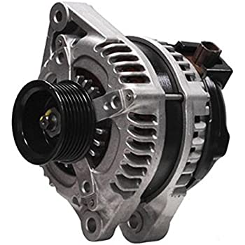 Amazoncom NEW ALTERNATOR FITS ACURA TSX L HONDA - Acura alternator