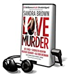 img - for Love Is Murder: Library Edition (Playaway Adult Fiction) book / textbook / text book