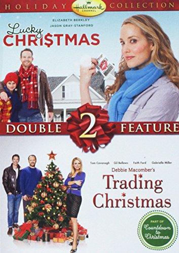 Hallmark Double Feature (Lucky Christmas/Trading Christmas) ()