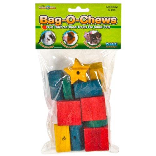 Ware-Manufacturing-Pine-Wood-Bag-O-Chews-Small-Pet-Treat-Medium-Pack-of-12