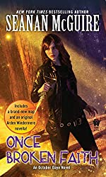 Once Broken Faith: An October Daye Novel