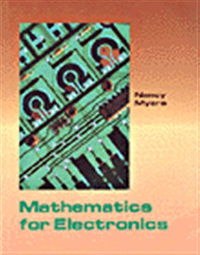 Mathematics for Electronics