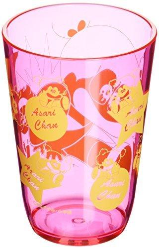 Asari-chan acrylic tumbler B Pink