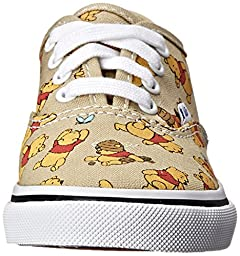 Vans Unisex Disney Infant Shoes Winnie The Pooh Cute Sneakers Size 10
