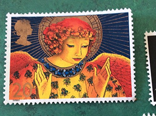 TGBCH 20p Unfranked British Stamps Collectable (20p Nov 2nd 1998 Angel Hands Raised In Blessing) - Angel Blessing Stamps