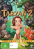 DVD : Tarzan 2 - The Legend Begins [NON-USA Format / PAL / Region 4 Import - Australia]