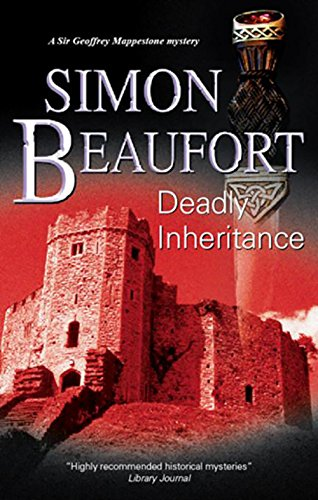 Deadly Inheritance (A Sir Geoffrey Mappestone Mystery Book 6)