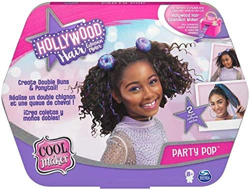 Cool MAKER Hollywood Haarstudio & Styling Pack Bundle