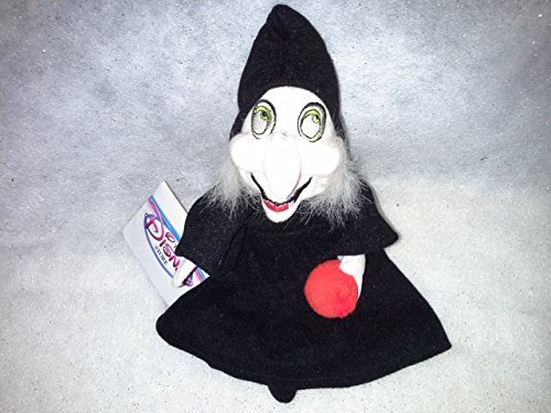 Witch Beanie Baby from Snow White and the Seven Dwarfs