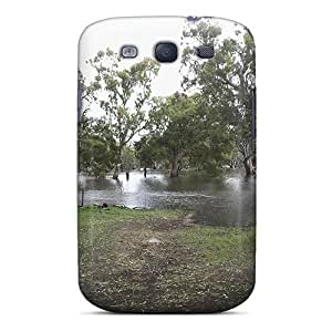 New After The Drought Tpu Case Cover, Anti-scratch Mialisabblake Phone Case Galaxy S3