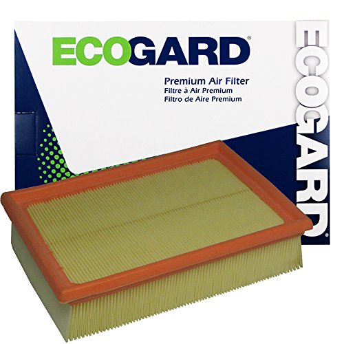 ECOGARD XA5105 Premium Engine Air Filter Fits BMW 325i, 325Ci, X3, Z3, 330Ci, 528i, 328i, M3, 325xi, 323i, Z4, 330i, 530i, 525i, 330xi, 323Ci, 325is, 328is, 328Ci, 323is, 320i (Bmw Z4 M3)