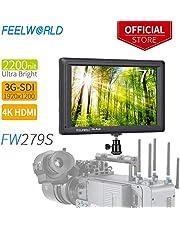 Feelworld FW279S 7? Moniteur de Terrain DSLR, Caméra Full HD